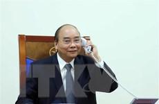 Thủ tướng điện đàm với Lãnh đạo Tập đoàn dầu khí Exxon Mobil