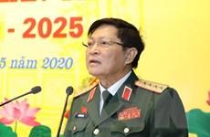 Đại tướng Ngô Xuân Lịch làm việc với Đảng bộ Quân khu 2