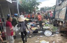 Tai nạn trên đường Hồ Chí Minh, 3 người chết, 7 người bị thương