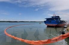 Bà Rịa-Vũng Tàu tiến hành diễn tập ứng phó sự cố tràn dầu