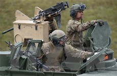 Những hệ lụy khi Mỹ cắt giảm binh sỹ đồn trú tại Đức
