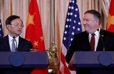 Giới truyền thông: Mỹ và Trung Quốc ấn định đàm phán cấp cao