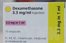 Nga sử dụng thuốc kháng viêm dexamethasone điều trị COVID-19