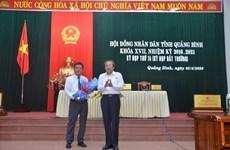 Phê chuẩn kết quả bầu bổ sung Phó Chủ tịch UBND tỉnh Quảng Bình