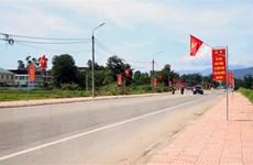 Xây dựng nông thôn mới trên quê hương liệt sỹ nhà báo Trần Kim Xuyến