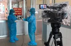Những nữ phóng viên và ''cuộc chiến'' ngay giữa tâm dịch COVID-19