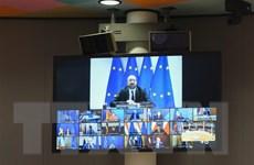 Các nước EU đồng ý xúc tiến nhanh kế hoạch phục hồi