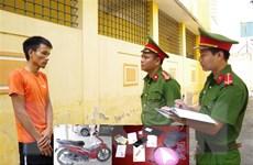 Bắt giữ đối tượng gây ra 4 vụ cướp trên địa bàn tỉnh Hà Nam