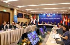 ASEAN xây dựng kế hoạch phục hồi sau đại dịch COVID-19
