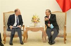 Việt Nam muốn hợp tác với các nước trong phát triển chuỗi cung ứng