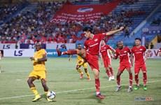 Viettel thất thủ trên sân nhà Hàng Đẫy sau chuỗi 4 trận bất bại