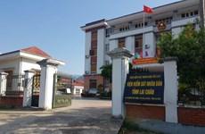 Kỷ luật nhiều cán bộ Viện Kiểm sát nhân dân tỉnh Lai Châu