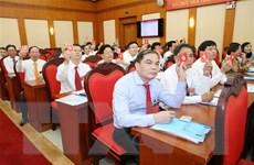 Đại hội Đảng bộ Cơ quan Ủy ban Kiểm tra Trung ương nhiệm kỳ 2020-2025