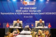Phục hồi sản xuất kinh doanh hướng tới Cộng đồng ASEAN vững mạnh