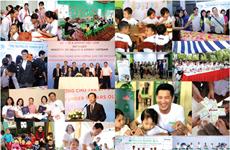 Amway Việt Nam vừa phát hành Báo cáo trách nhiệm xã hội lần 5