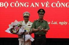 Bổ nhiệm Đại tá Rah Lan Lâm làm Giám đốc Công an tỉnh Gia Lai