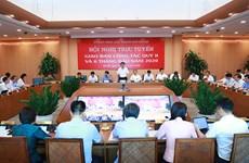 Hà Nội xây dựng hai kịch bản tăng trưởng 6 tháng cuối năm 2020