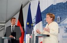 Đức-Pháp thúc đẩy thỏa thuận về ngân sách và quỹ phục hồi kinh tế EU