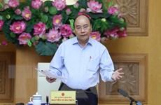 Thủ tướng: Kiểm soát chỉ số giá tiêu dùng không quá 4%