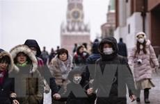 Nga và Kyrgyzstan tiếp tục ghi nhận nhiều ca nhiễm mới COVID-19