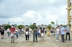 Nam Định: 114 công dân hết thời hạn cách ly tập trung