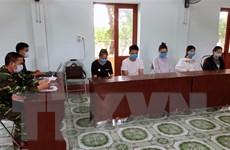 Bắt giữ 5 người nước ngoài nhập cảnh trái phép vào Việt Nam