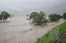 Nhật Bản: Nước sông tràn bờ, 14 người trong một bệnh xá thiệt mạng