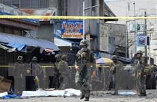 Xả súng gần một doanh trại quân đội ở miền Nam Philippines