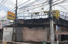 Vụ cháy ở Bình Dương: Nghi án người tình sát hại hai mẹ con rồi tự sát