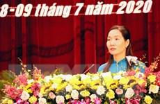 Quảng Ninh bầu bổ sung nữ Phó Chủ tịch Ủy ban nhân dân tỉnh