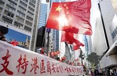 Trung-Mỹ quyết đấu vì Hong Kong: Nước nào sẽ thắng?