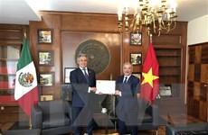 Bổ nhiệm ông Landeros làm Lãnh sự Danh dự Việt Nam tại Mexico
