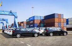 Thaco xuất khẩu 80 ôtô du lịch sang thị trường Thái Lan