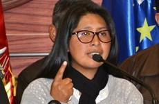 Chủ tịch Thượng viện Bolivia dương tính với SARS-CoV-2