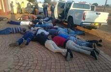 Vụ bắt giữ con tin tại Nam Phi: Đã có 5 người thiệt mạng