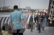 Iran tuyên bố tăng cường hoạt động kinh tế bất chấp dịch bệnh COVID-19