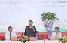 Hội nghị thường trực HĐND khu vực Đông Nam Bộ và ĐBSCL