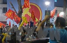 Điện chúc mừng Singapore tổ chức thành công tổng tuyển cử