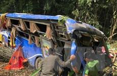 Vụ tai nạn tại Kon Tum: Đa số nạn nhân bị thương đã qua cơn nguy kịch