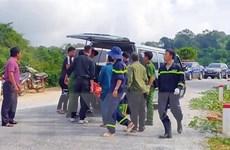 Vụ tai nạn tại Kon Tum: Danh sách 5 người chết và 35 người bị thương