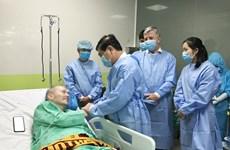 Báo Mỹ: Điều trị BN91 là biểu tượng chống dịch thành công của Việt Nam