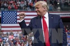 Bầu cử Mỹ: 5 bước có thể dẫn tới chiến thắng của ông Trump