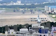 Hai căn cứ Mỹ ở Okinawa phong tỏa do có hàng chục ca mắc COVID-19