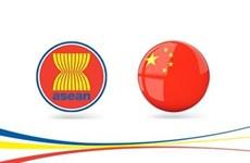 ASEAN trở thành đối tác thương mại lớn nhất của Trung Quốc