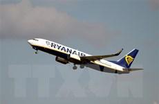 Anh bắt nghi phạm dọa đánh bom trên chuyến bay từ Ba Lan tới Ireland