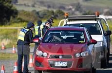 10.250 ca mắc COVID-19, Australia siết chặt các hạn chế đi lại