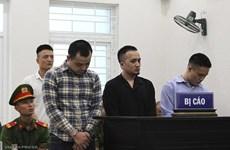 Hai án tử cho các đối tượng vận chuyển ma túy từ Hà Tĩnh ra Hà Nội