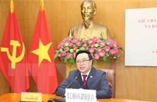 Trưởng ban Đối ngoại Trung ương Việt Nam-Cuba hội đàm trực tuyến