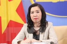 Việt Nam hoan nghênh lập trường của các nước về vấn đề Biển Đông