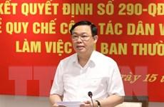 Hà Nội chọn trọng tâm công tác dân vận là quan tâm đời sống nhân dân